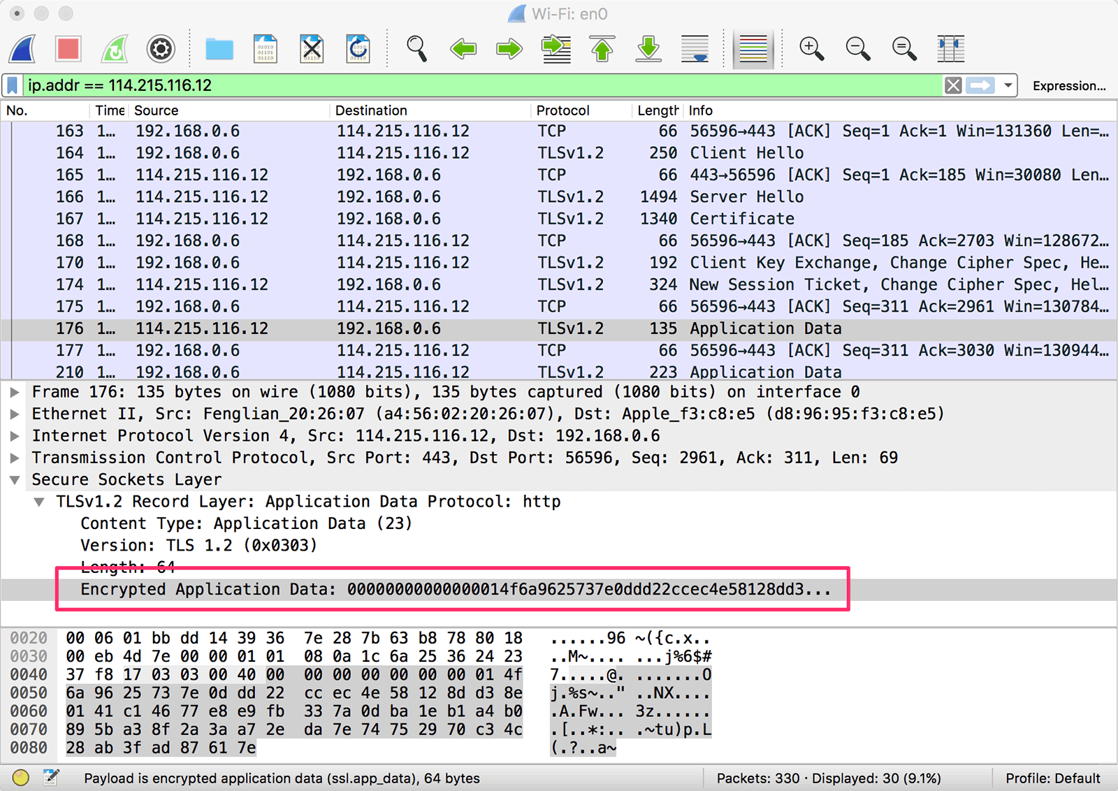 wireshark-ssl