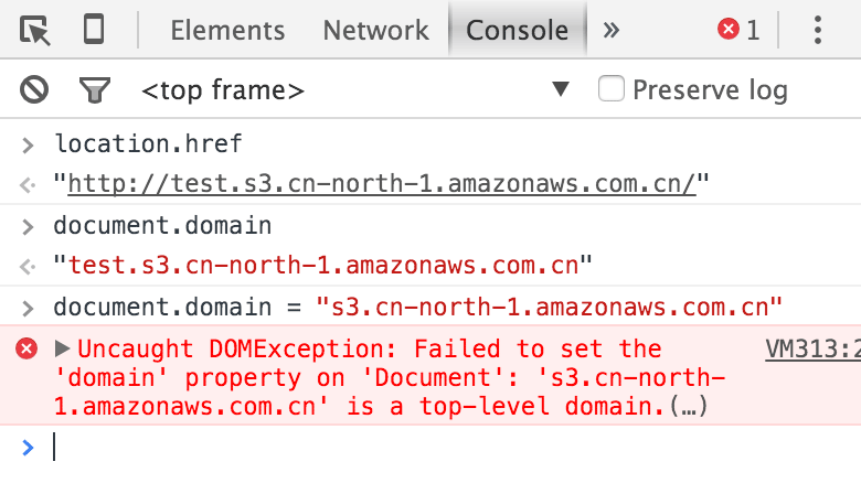 top-level-domain-chrome